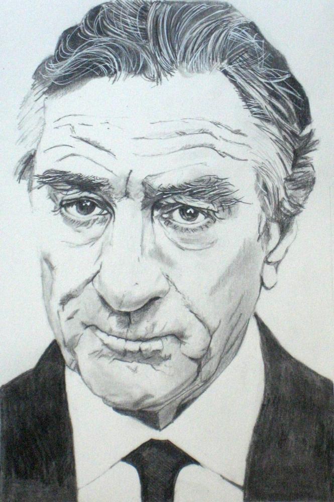 Robert De Niro by patrick